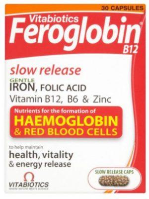 صورة, عبوة, فيروجلوبين ب١٢ ,Feroglobin B12