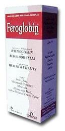 صورة, عبوة, فيروجلوبين , Feroglobin