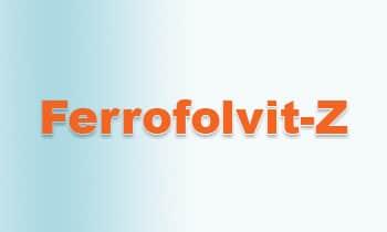 صورة, عبوة ,فيروفول فيت زد, Ferrofolvit Z