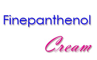 صورة,تصميم, فاين بانثينول, كريم , Finepanthenol ,Cream