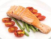 طبق سمك ، Fish Dish ، الأسماك ، الأوميجا 3