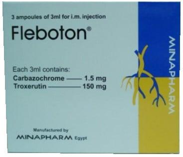 صورة,عبوة ,فليبوتون, Fleboton