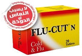 صورة, عبوة, فلوكت إن, Flu Cut N
