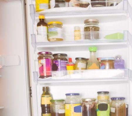 صورة , ثلاجة , حفط الأغذية