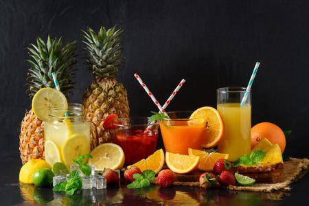 صورة , غذاء , الفاكهة الصيفية