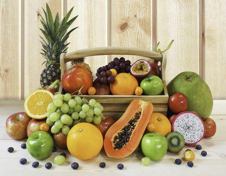 صورة , الفواكه , عنب , برتقال