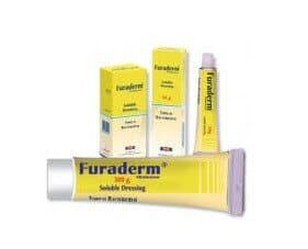 صورة,دواء,علاج,عبوة, فيوراديرم , Furaderm