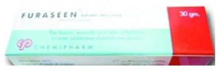 صوزرة , عبوة , دواء , علاج الحروق , فيوراسين , Furaseen
