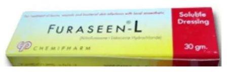 صورة , عبوة , دواء , مخدر موضعي , فيوراسين ل , Furaseen-L
