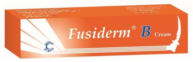 صورة, عبوة, كريم, فيوسيدرم ب, Fusiderm-B