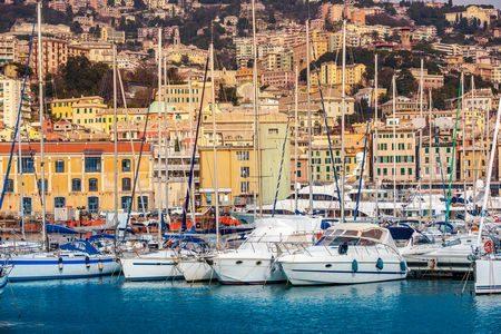 مدينة جنوة , Genoa , Genova, إيطاليا , صورة