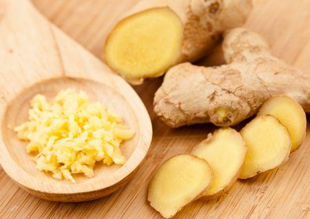 الأعشاب, الوزن, Ginger , صورة