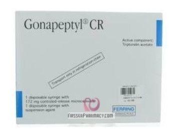 صورة,دواء,علاج, عبوة, ديكاببتايل سي ار , Gonapeptyl CR