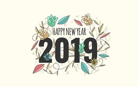 أجمل كلام , السنة الجديدة , 2019 , صورة