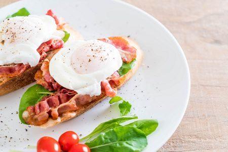 الإفطار ، أكلات ، breakfast ، صورة ، غذاء