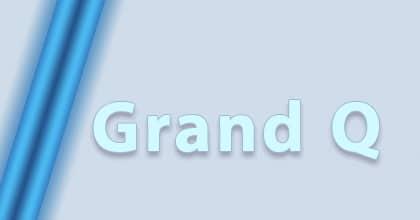 صورة,تصميم, جراند كيو, Grand Q