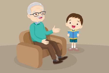 صورة , الأجداد , حياة الأحفاد