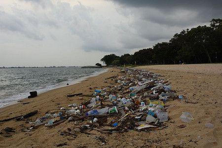 ما هي جزيرة البلاستيك