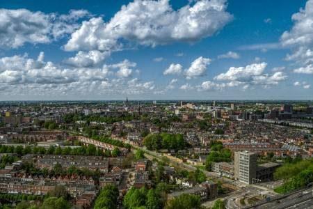 خرونينغن ، هولندا ، المتحف الهزلي ، متحف نوتيك ، متحف الجرافيك ، متحف الشاي