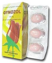 صورة, دواء, علاج, عبوة, جينوزول , Gynozol