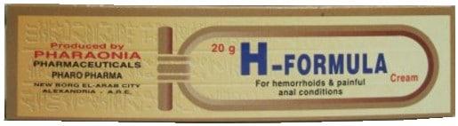 صورة, عبوة, إتش فورميولا, كريم, H-Formula, Cream
