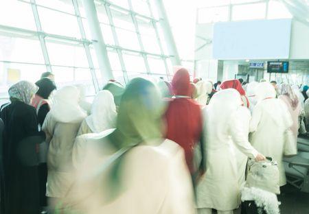 صورة , الحج , المسلمون