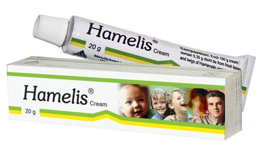 صورة, Cream,عبوة, كريم, هاميليس , Hamelis