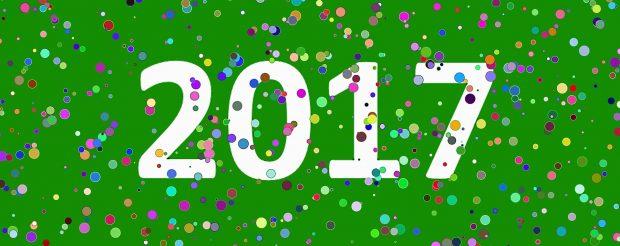 العام الجديد،٢٠١٧،صور