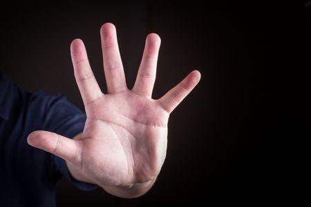 صورة , التحرش , يد