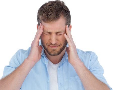 صورة , الصداع , ألم الرأس