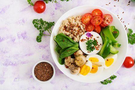 صورة , النمط الغذائي , شهر رمضان