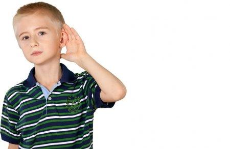 الإعاقة السمعية ، Hearing disability ، صورة