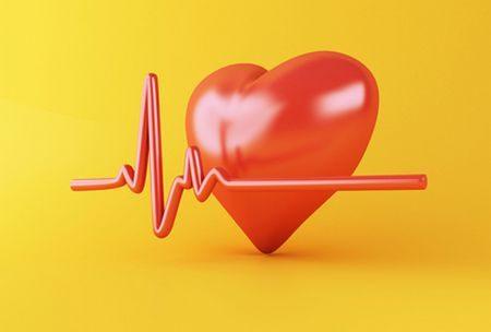 صورة , القلب , أمراض القلب , عضلة القلب