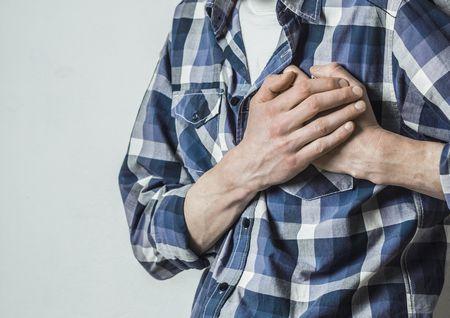 صورة , أمراض القلب , الجلطة الكاذبة