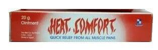صورة , عبوة , دواء , مرهم , علاج الآلام , هيت كومفورت , Heat Comfort
