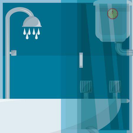 صورة , التدفئة , المياه الساخنة