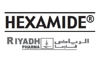 صورة,دواء, عبوة, هكسامايد, Hexamide