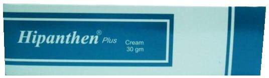 صورة, عبوة, كريم ,هاي بانتين بلاس, Hipanthen Plus ,Cream