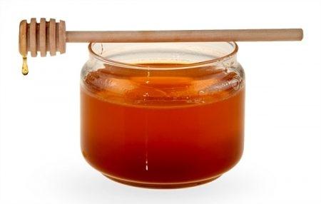 صورة , عسل , التهاب الحلق عند الحامل