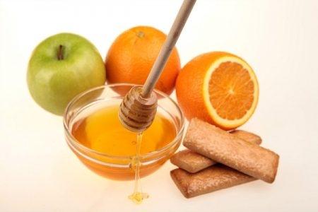 صورة , العسل والليمون , إلتهاب اللوزتين , إلتهاب الحلق , أعشاب طبيعية