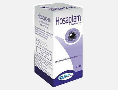 صورة عبوة, قطرة هوسابتام , Hosaptam