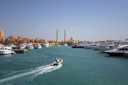 Hurghada ، الغردقة ، صورة ، سياحة ، الصيف