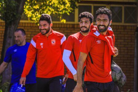 حسين الشحات ، أيمن أشرف ، ياسر إبراهيم