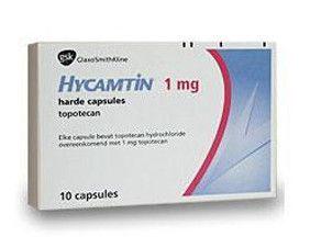 صورة,دواء, عبوة , هيكامتين , Hycamtin