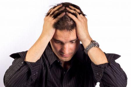 اكتئاب، أسباب الاكتئاب ، صورة،شاب