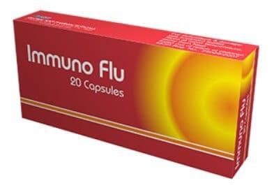 صورة,دواء,علاج, عبوة, إميونو فلو , Immuno Flu