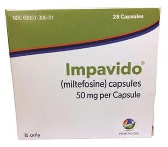 صورة , عبوة , دواء , كبسولات صلبة , لعلاج العدوى الحادة , إيمبافيدو , Impavido