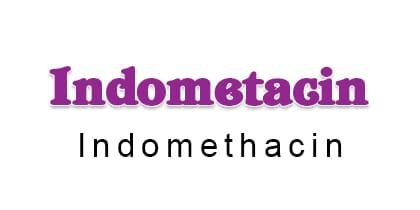صورة, عبوة ,ايندوميتازين, Indometacin