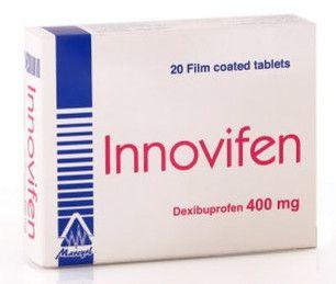 صورة,دواء,علاج,عبوة, إنوفيفين , Innovifen