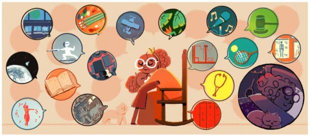 Womens Day, اليوم العالمي للمرأة،جوجل